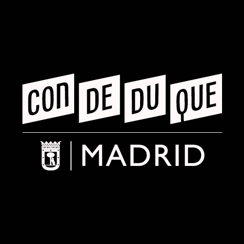 Logotipo de Conde Duque, Madrid.