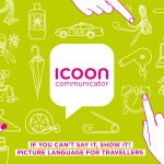 "Diccionario ""Icoon Communicator. If you can't say it, show it! Picture language for travellers""."