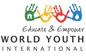 Logotipo de World Youth International.
